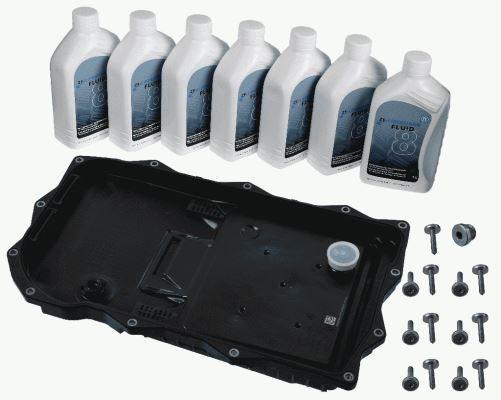 Zestaw części, wymiana oleju w automatycznej skrzyni biegów ZF 1087.298.365
