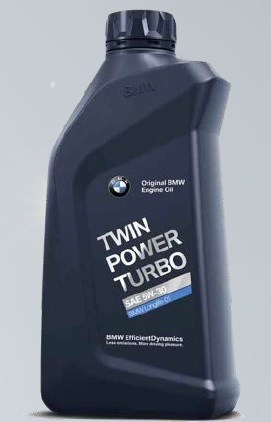 BMW TWINPOWER TURBO LL-01 5W-30 1L 83212405947