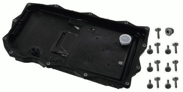 Zestaw części, wymiana oleju w automatycznej skrzyni biegów ZF 1087.298.364